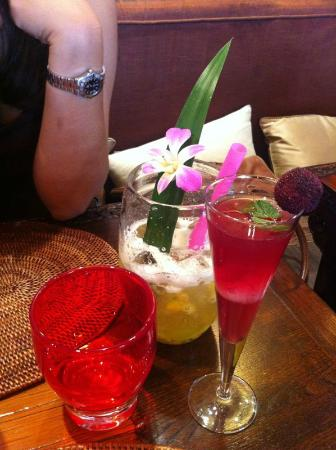Thai Royal : Coktails