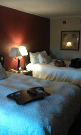 Stay Suites of America - Crestview, Florida: Double Beds in room