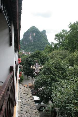 River View Inn: Balcony View