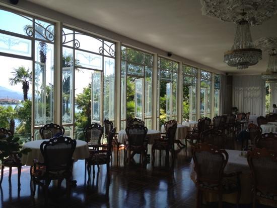 Lido Palace Hotel: veranda liberty