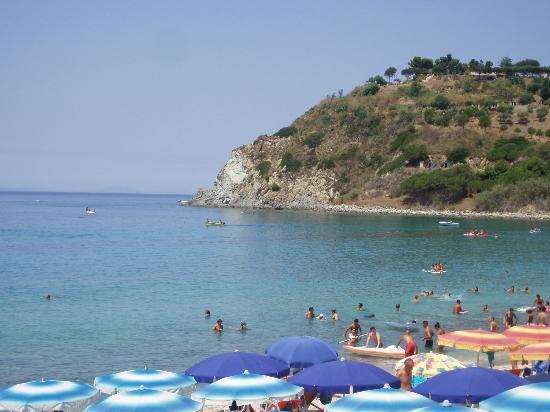 Villaggio Santa Maria: vista mare