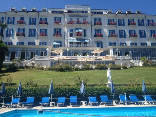 Lido Palace Hotel: piscina