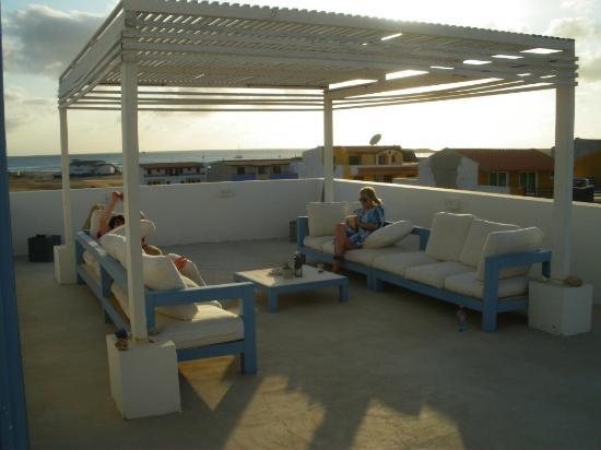 Casa Velha Resort: Terrasse Casa Velha