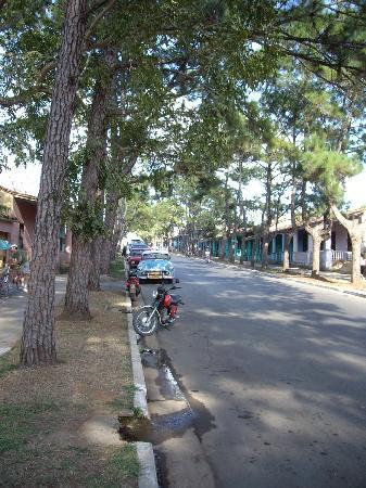 Valle de Vinales: Viñales, main street