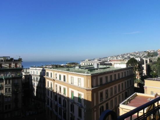 Villa Margherita: vista da sacada do quarto