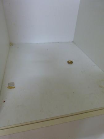 Rockhampton YHA: dirty lockers