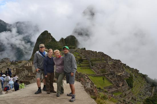 Peru Adventures Paradise Private Day Tours: Finally, Machu Picchu!
