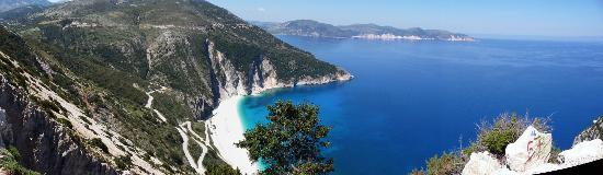 Tesoroblu Hotel & Spa: Myrtos Beach (One Of The Best Beaches In The World)