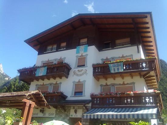 Hotel Al Sole: L'hotel all'esterno