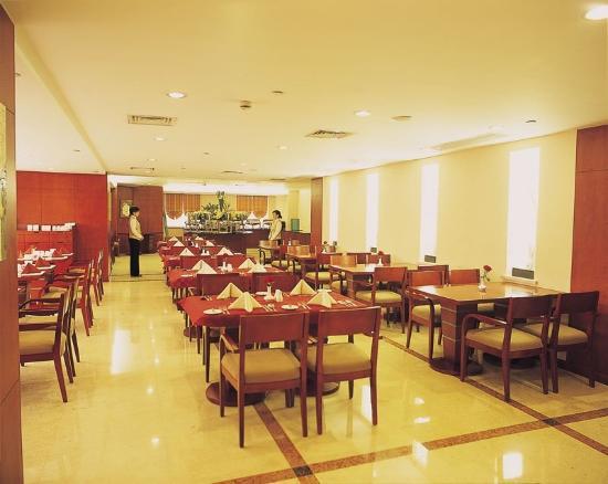 Mehood Hotel Shanghai Changshou: Restaurant