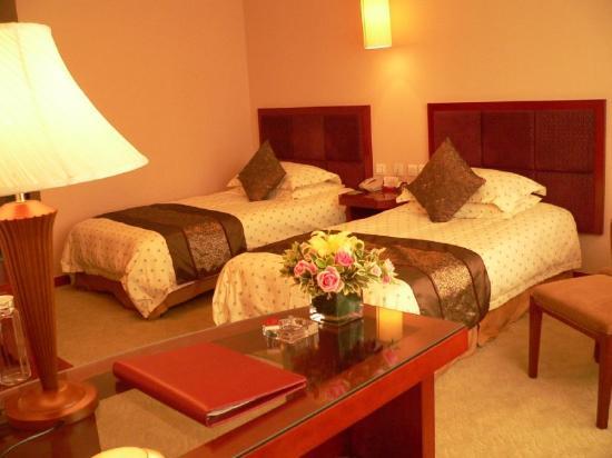 Mehood Hotel Shanghai Changshou: -Standard Twin