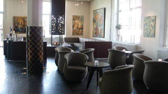 Naas Fabriker Hotel och Restaurang: entre