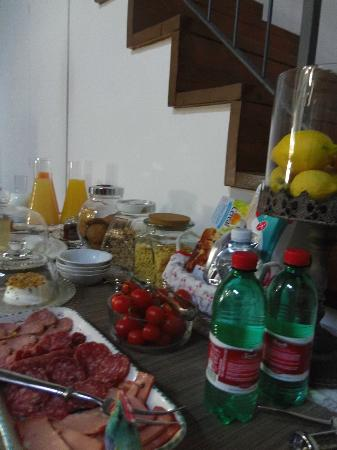 Residenza D'Epoca San Lorenzo Tre: Buffet 