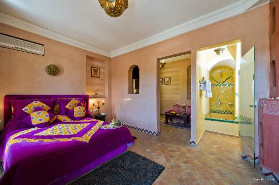 Riad Yacout: Suite
