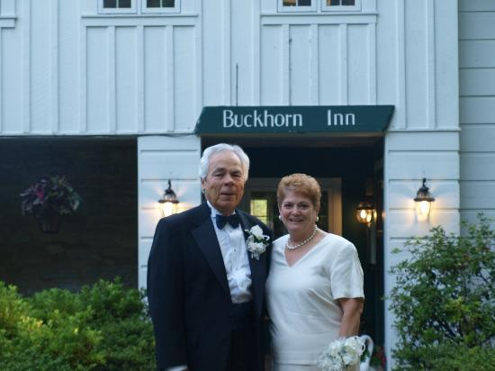 ‪بوكهورن إن: 50th Anniversary Dinner at the Buckhorn