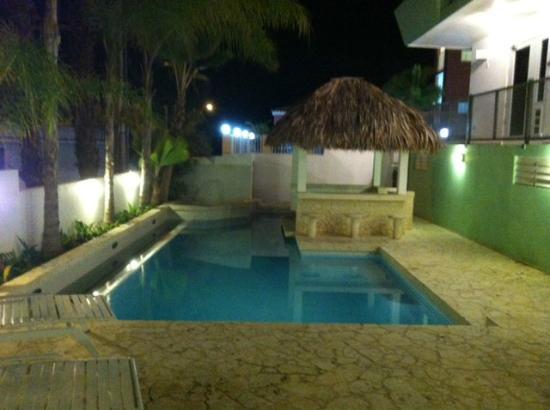 Casa Verde Hotel: Pool