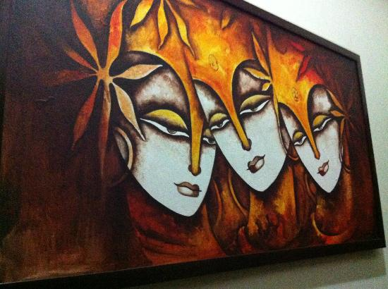 Thirtysix International: India style painting