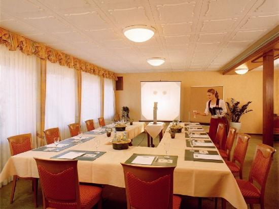 AKZENT Landgasthof Der Hirsch: Meeting Room View