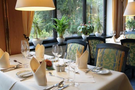 Hotel Heide-Kröpke: Restaurant View