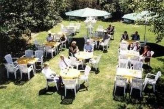 Akzent Hotel Landhaus Heinen: Garden View