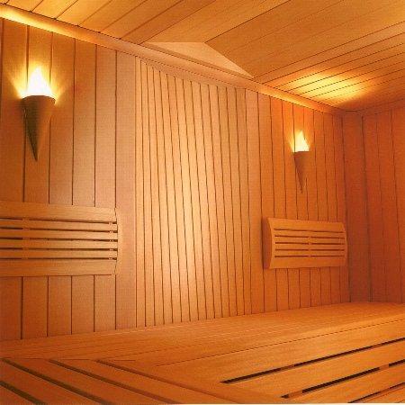 Hotel Rothenburger Hof: Sauna