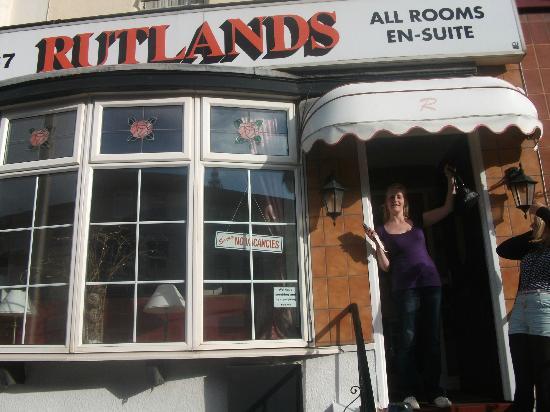 Rutland Hotel Blackpool Hornby Road