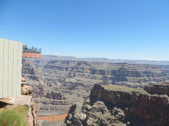 The Skywalk Picture Of Grand Canyon Tours Las Vegas Tripadvisor