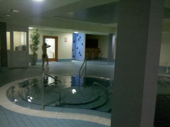 Hotel Tomislavov dom: indoor heated swimming pool