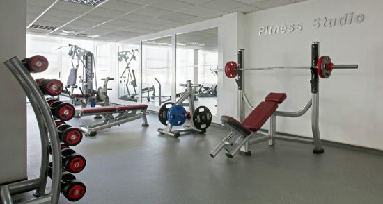 Alion Beach Hotel: Fitness Studio
