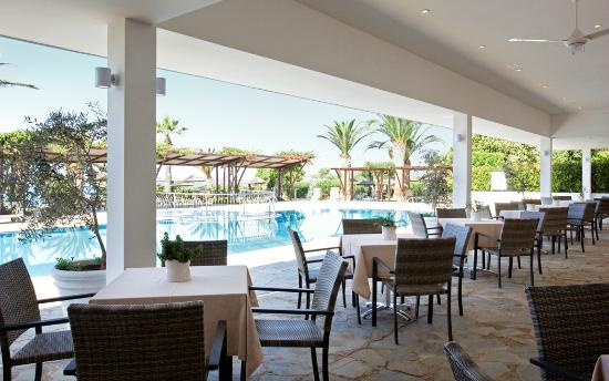 Alion Beach Hotel: Pool Restaurant