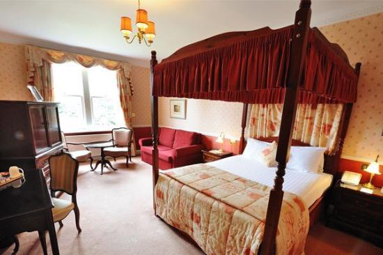 Pendley Manor Hotel: Guest Room