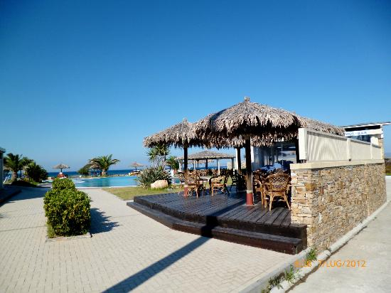 Plaza Beach Hotel: area piscina