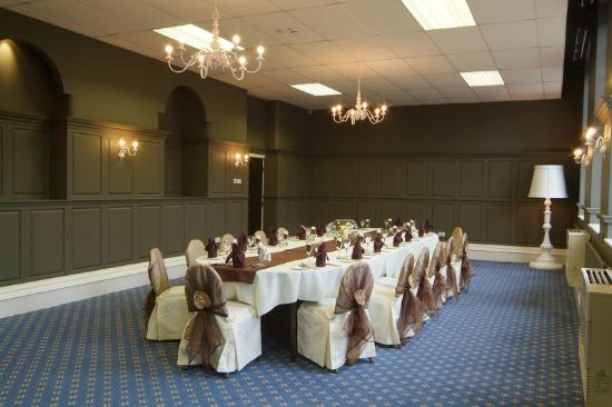 Rowton Hotel Birmingham: Private Dining