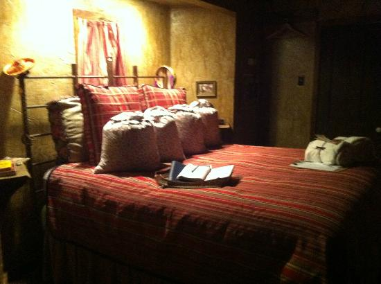 7F Lodge: Bedroom