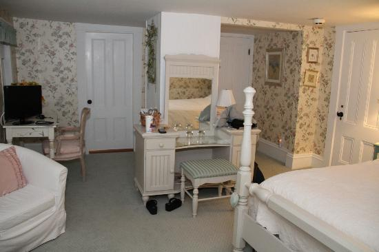 The Kings Inne: Kensington Suite