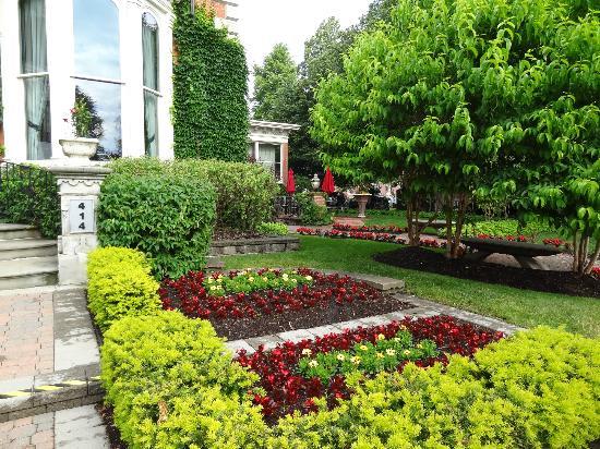 ذا مانسون أون ديلاوير أفي: Guestrooms with views overlooking the hotel's city gardens