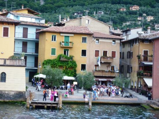 Hotel Sirena: Malcesine harbour