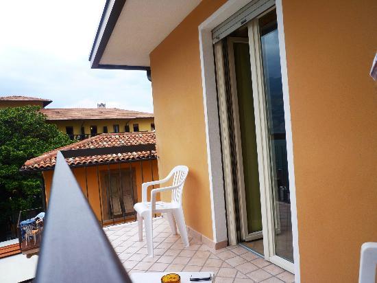 Hotel Sirena: Balcony