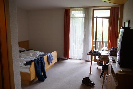Parkhotel Cham: Hotelzimmer