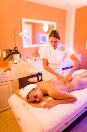 Auberge de Cassagne & Spa : Massages