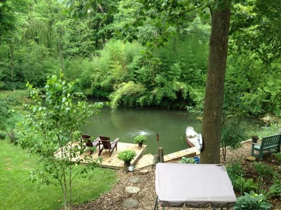 Backyard Getaways Herrin Il : Breakfast Parfait  Foto di Dove Nest Bed and Breakfast, Saint Joseph
