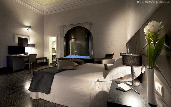 De Stefano Palace Luxury Hotel: Suite