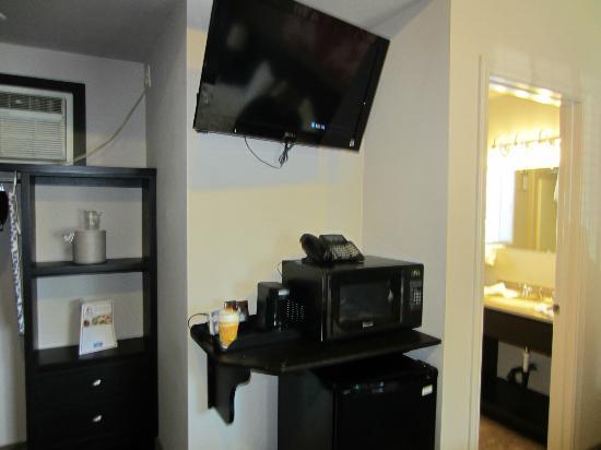Rodeway Inn San Diego Beach SeaWorld Area: Queen Room