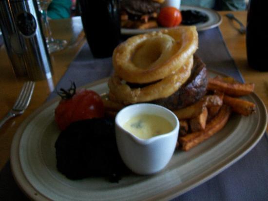 Brambles Seafood + Grill: Fillet Steak