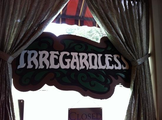 Irregardless Cafe: Name connotes flexibility