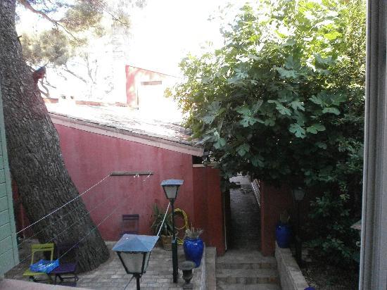 Hotel de la Plage Mahogany: Côté