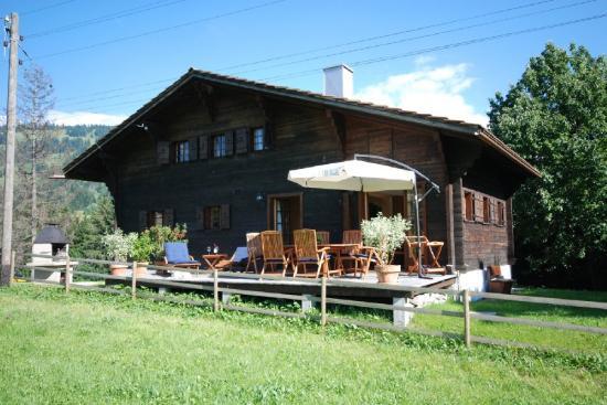 Hotel Alpenrose: Chalet Holunder
