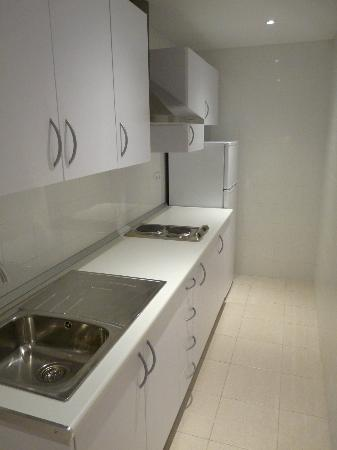 HM Ayron Park: Really great kitchen