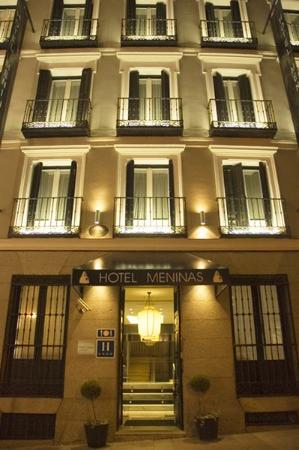 Hotel Meninas - Boutique Hotel : Exterior View