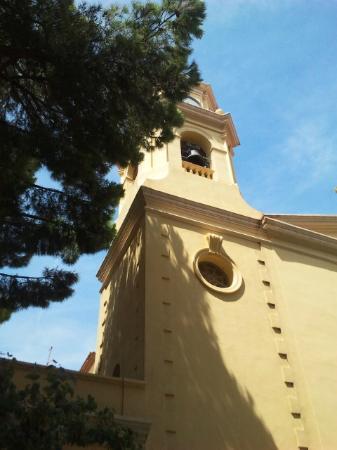 Iglesia Santa Maria del Mar: campanario